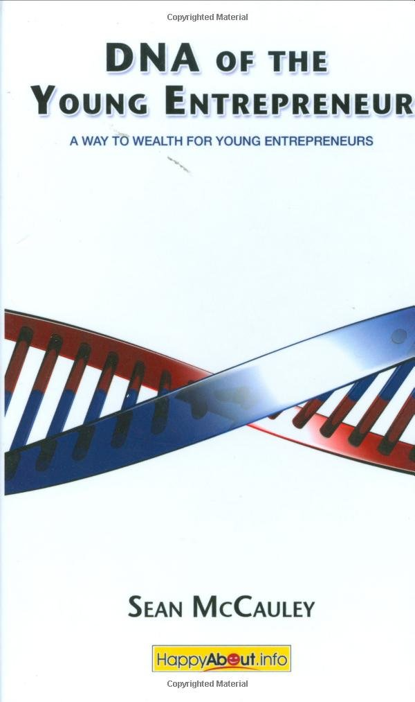 DNA of the Young Entrepreneur Books